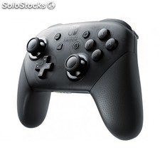 Nintendo - Switch Pro Controller Gamepad Nintendo Switch Negro