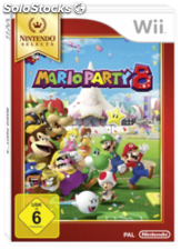 Nintendo Wii Mario Party 8 Select