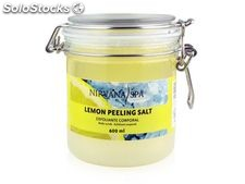 Nirvana SPA Lemon peeling salt. 600 ml