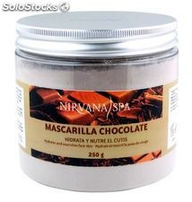 Nirvana SPA Mascara de Chocolate. 250 g
