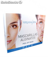 Nirvana Spa Mascarillas Alginatos - Pack
