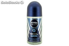 Nivea Desodorante Roll On Man Cool Kick 50 ml. Nivea