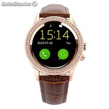 NO.1 D2 Smart Watch Phone MTK2502C Women Smart Watch With Heart Rate Monitor And