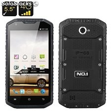 No.1 X6800 IP68 Dual Sim Android 4.4 4G LTE Smartphone huge capacity bettery