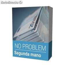 No problem software segunda mano