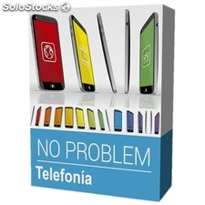 No problem software telefonía