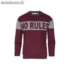 No rules jumper - marrón