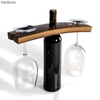 Noir Wine Glass Holder