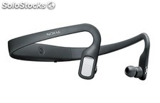 Nokia BH-505 Negro, auriculares Stereo Bluetooth con NFC