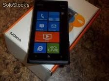 Nokia Lumia 900 (16gb, blau) 12 Monate Gewährleistun 8.0mp 480 x 800 Windows