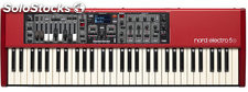 Nord Electro 5D 61 Synthesizer Keyboard, 61-Key