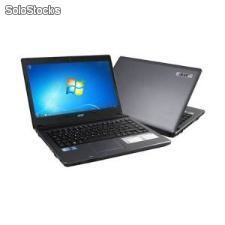 Notebook acer as4739-6407, inte core i3-370m, 2gb, hd 320gb, 14', webcam - windows® 7 home basic