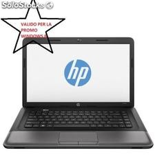 Notebook hp 650 intel