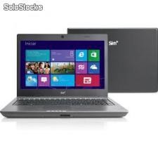 Notebook positivo sim 5110M win 8 6 GB 320 hd