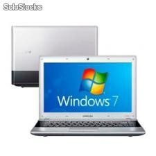 Notebook Samsung Intel Pentium P6200, 2GB, hd 320GB, led 14´´, Windows 7 hb -