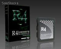 Novedad, Ultima version R4 Revolution para Nintendo DS + mp3 videoscon Micro SD