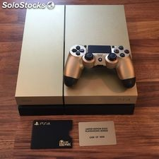 Novo PlayStation 4 PS4 Gold Edition Limited Taco Bell 500GB 1 de 6500