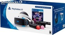 Novo Playstation-4-VR-Launch-Bundle-Virtual-Realidade-PS4-PSVR-Limited-Kit