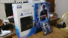 Novo Sony Playstation 4 Slim 500MB Limited Edition Gold Console