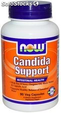 Now Candida Support 90 cápsulas