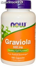 Now Graviola 100 cápsulas