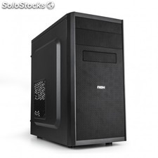 NOX - Coolbay MX Mini-Tower Negro carcasa de ordenador