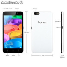 Nueva original Huawei Honor 4X Quad Core 5.5 pulgadas IPS 1280X720P 2GB RAM