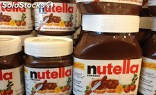 Nutella Hazelnut Chocolate Spread.