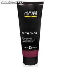 Nutre color rojo granate 200ML