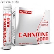 Nutrend Carnitine 1000 20 ampollas x 25 ml