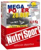 Nutri Esporte 20,000 Chocolate Poder mega 40 envelopes