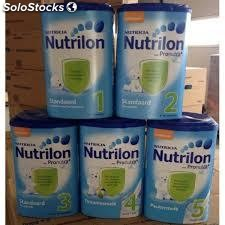Nutrilon stage 2 Tin / can leche bebe