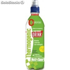 Nutrisport Thermo Drink 24 botella x 500 ml