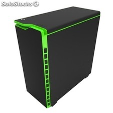 NZXT Caja SemiTorre H440 Black/Green window