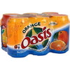 Oasis orange bte 6X33 cl