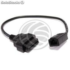 OBD II connector adapter for Honda 3pin (OB53)