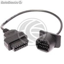 OBD II connector adapter Mazda 17pin (OB48)