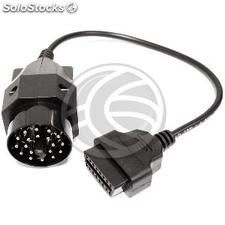 Obd ii connector adapter to bmw 20pin (OB42)