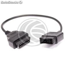 OBD II connector adapter to Nissan 14pin (OB45)