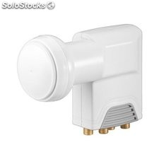 occhio lnb parabola 4 uscite multiswitch hdtv-3d professionale 67271