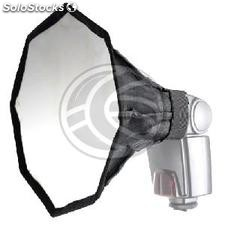 Octagonal Softbox 30cm for Speedlite (EH49)