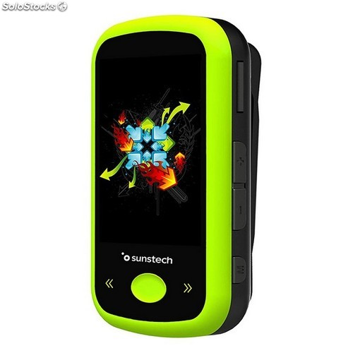 Odtwarzacz Mp4 Sunstech Ibiza 1 8 4 Gb Bluetooth