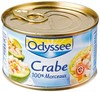 Odyssee crabe selection 145 g