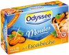 Odyssee moules escabeche 111GR