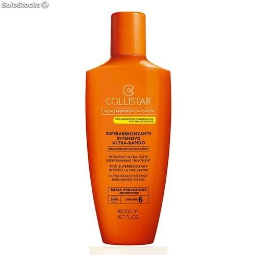 Oferta Collistar - perfect tanning intensive treatment SPF6 200 ml Azul