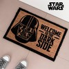 Oferta Felpudo Welcome To The Dark Side