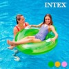 Oferta Rueda Hinchable con Respaldo Intex Color Verde