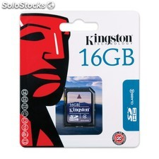 Oferta tarjeta de memoria kingston DS hc 16GB 16GB clase 4
