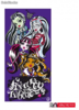Oferta toalla monster high - 211