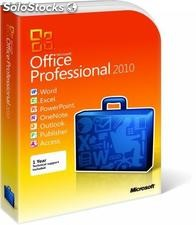 Office 2010 Professional En